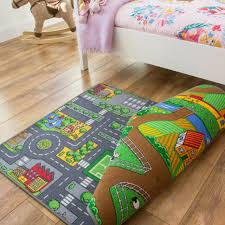 Kids Farm Playmats Colorful Childrens Play Mats Baby Play Mat Playroom Rug For Sale Online