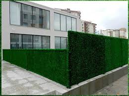Artificial Grass Fence Panels In 2020 Fence Panels Fence Artificial Grass