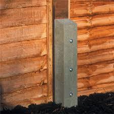Fence Post Repair Spur Concrete 100x100x1200mm Buy Online