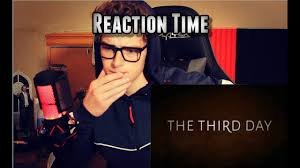 The Third Day - Trailer Reaction - YouTube