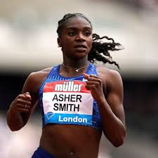 Dina Asher-Smith left frustrated after playing second fiddle in own  backyard - Mirror Online