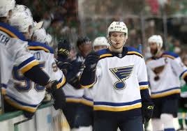 Robert Thomas turning heads for the St. Louis Blues | The Star