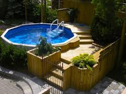 Above Ground Pool Ideas Hgtv S Decorating Design Blog Hgtv