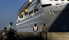 cruise ship amid coronavirus fears