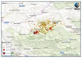 INGVterremoti | l'informazione sui terremoti