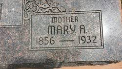 Mary Adeline Moore MeGaffin (1856-1932) - Find A Grave Memorial