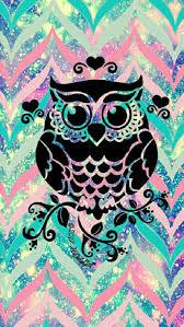 aztec phone wallpaper cute owls