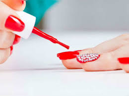 how to remove nail polish without using