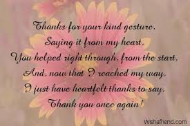 thank you poems thank you poems for teachers thank you quotes