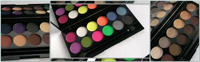 i divine eyeshadow palettes review