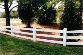 Commercial Wire Rail Fencing Fortress Fencing