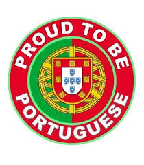 Proud To Be Portuguese Portugal Flag Car Sticker Sign Window Decal Bumper Portugal Quote Portugal Flag Learn Portuguese