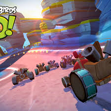 Angry Birds Go now available on mobile devices - Polygon