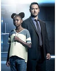 The Passage Saniyya Sidney as Amy holding key with Mark-Paul Gosselaar as  Brad 8 x 10 Inch Photo at Amazon's Entertainment Collectibles Store
