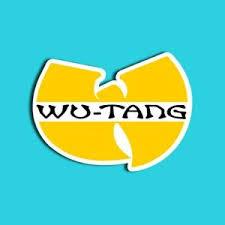 Wu Tang Sticker Includes 2 Stickers 4 Wide Laptop Decal Vinyl Sticker Ebay
