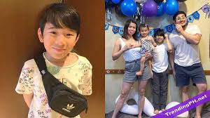 """LJ Reyes """"not yet ready"""" for son Aki to be 10 years old - TrendingPH.net"""