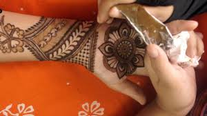 groom mehndi designs latest