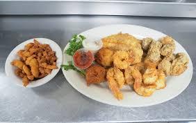 Menu — Charilies Fish House Restaurant