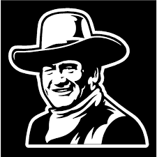 This Item Is Unavailable Drawing Images John Wayne Bumper Stickers
