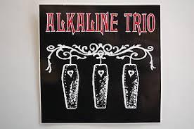 Alkaline Trio Sticker Decal Car Window Punk Rock Afi Music Ipad 4 X4 78 Ebay