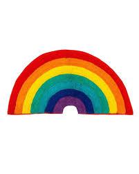 Rainbow Rug By Sunnylife Rug Ban Do Rainbow Rug Rainbow Bathroom Rainbow Room