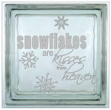 Pin By Kelly Winks On Season S Greetings Glass Blocks Glass Block Crafts Decorative Glass Blocks