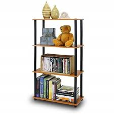 Bookcase Book Display Small Wood Bookshelf Organizer Kids Room Storage Shelf New Ebay