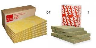 soundproofing materials rockwool vs