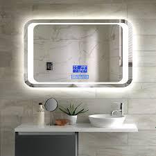led illuminated vanity mirror bath