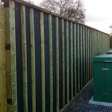 Acoustic Fencing Soundproof Barriers Acoustic Fencing
