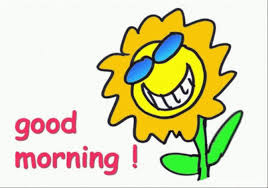 good morning good morning clipart