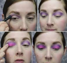 80 s eye makeup step by step saubhaya