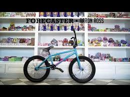 AARON ROSS | Sunday Bikes - 2020 Signature Forecaster | BMX - YouTube