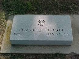 Elizabeth Myra Long Elliott (1826-1918) - Find A Grave Memorial