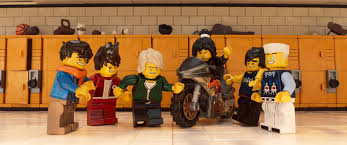 The Lego Ninjago Movie' is a toy commercial, but one that's all in ...