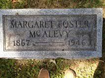 Margaret Priscilla Foster McAlevy (1867-1946) - Find A Grave Memorial