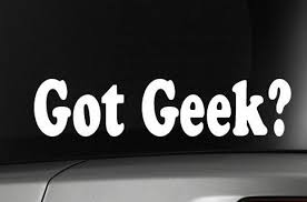 Got Geek Vinyl Decal Stickers Sticker Flare Llc