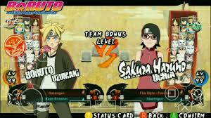 Comment télécharger Naruto Shippuden Ultimate Ninja Impact Jeu Mod Boruto  Next Generations PPSSPP Android - izanami.top