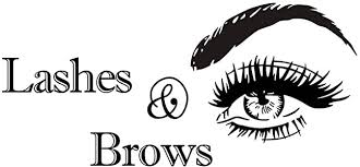 Amazon Com Boodecal Lashes And Brows Wall Decals Vinyl Eyes Eyebrows Mural Beauty Salon Wall Sticker Eye Makeup Wall Art Poster Home Bedroom Decor Wall Mural 22 Inches X 42 5 Inches Home