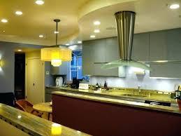 recessed led kitchen ceiling lights