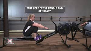 go row indoor 20 minute workout the