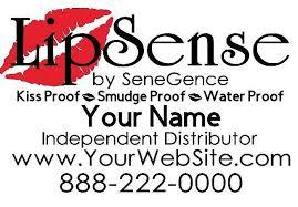 Sale Lipsense By Senegence Car Decal Sticker Car Marketing Personalized Custom Multi Color By Amvinyls On Car Decals Car Decals Stickers Personalized Custom