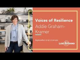 Voices of Resilience: Addie Graham-Kramer - YouTube