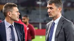 Milan, il discorso di Boban e Maldini alla squadra in attesa dell ...