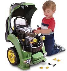 john deere kids tractor engine tractor