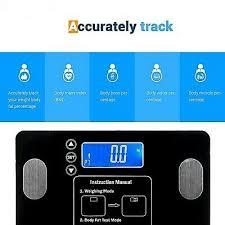 weight loss scale digital wifi bathroom