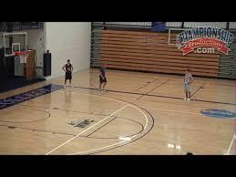Basics Of The Fence Basketball Offense Youtube