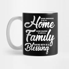 family blessing gifts funny quotes lovers family gifts taza