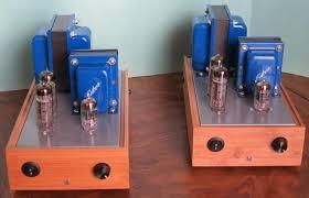push pull el84 6bq5 valve amplifier