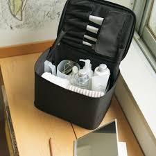 makeup box pouch muji
